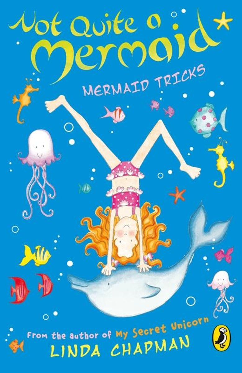 Not Quite a Mermaid: Mermaid Tricks