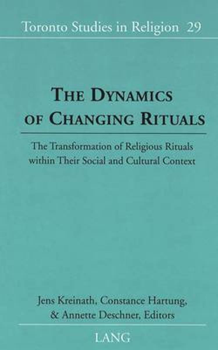The Dynamics of Changing Rituals