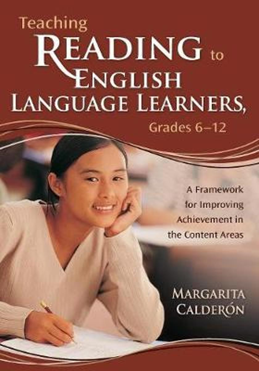 Teaching Reading to English Language Learners, Grades 6-12