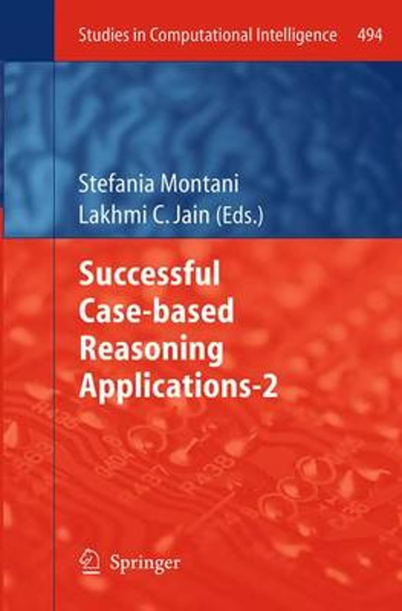 Successful Case-Based Reasoning Applications