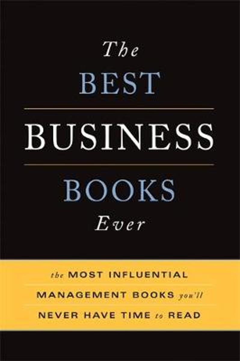 The Best Business Books Ever