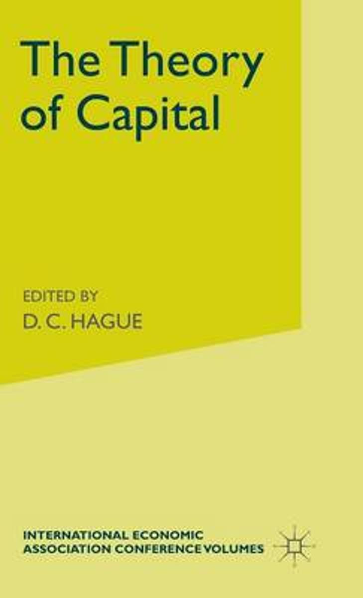 The Theory of Capital