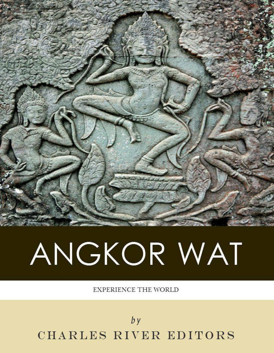 Experience Angkor Wat (Illustrated)