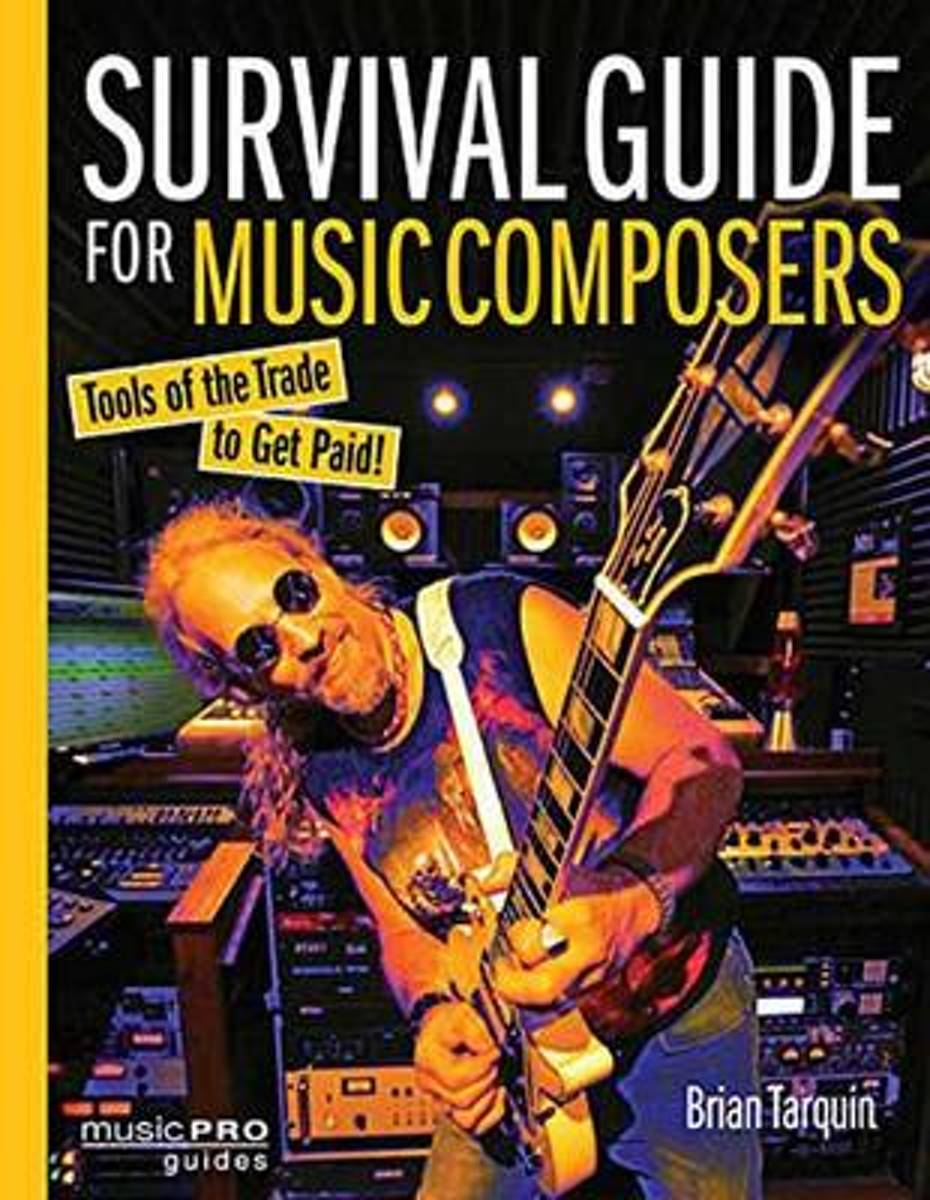 SURVIVAL GUIDE FOR MUSIC COMPOSERS BAM BOOK