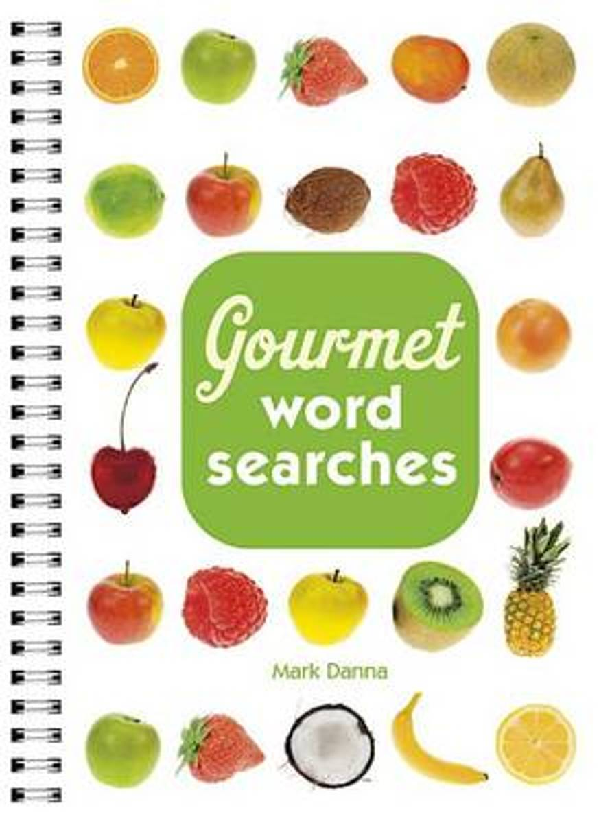 Gourmet Word Searches