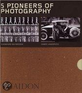 Five Pioneers of Photography - Box Set of 5