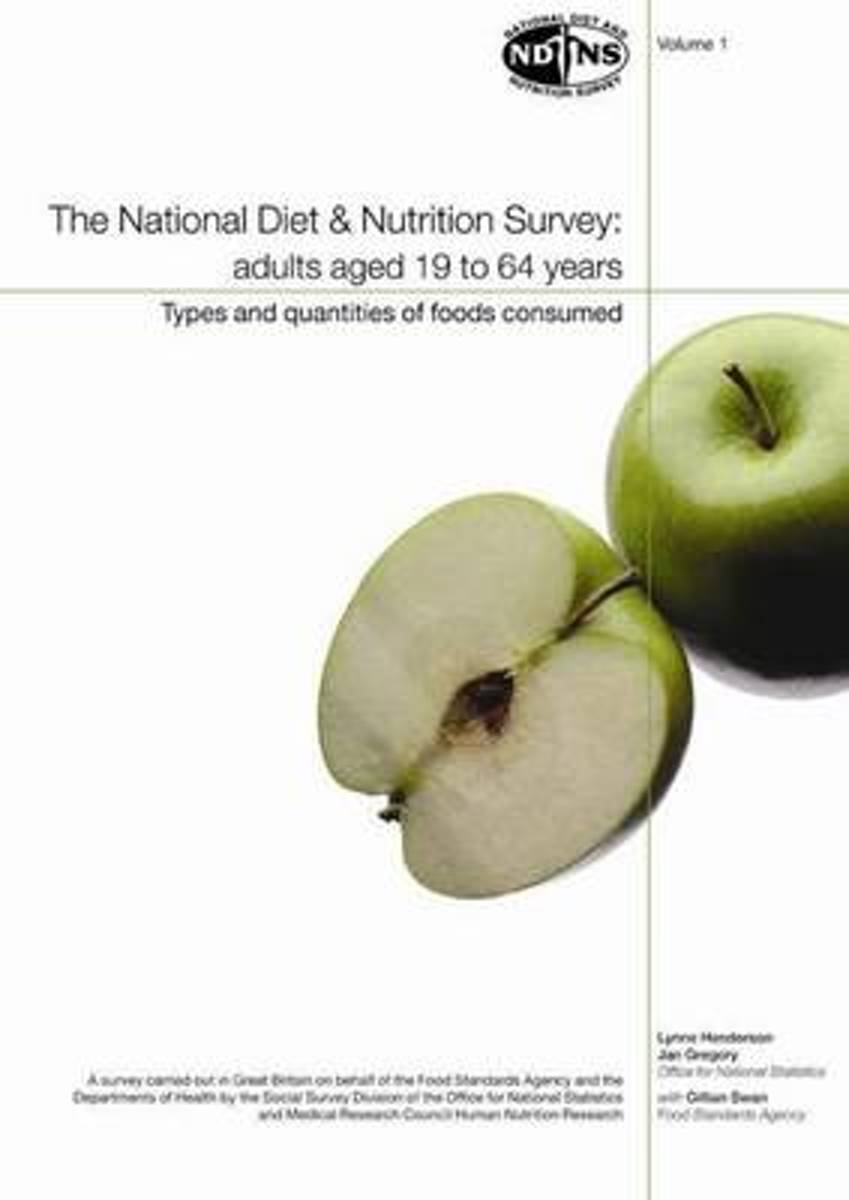 The The National Diet and Nutrition Survey