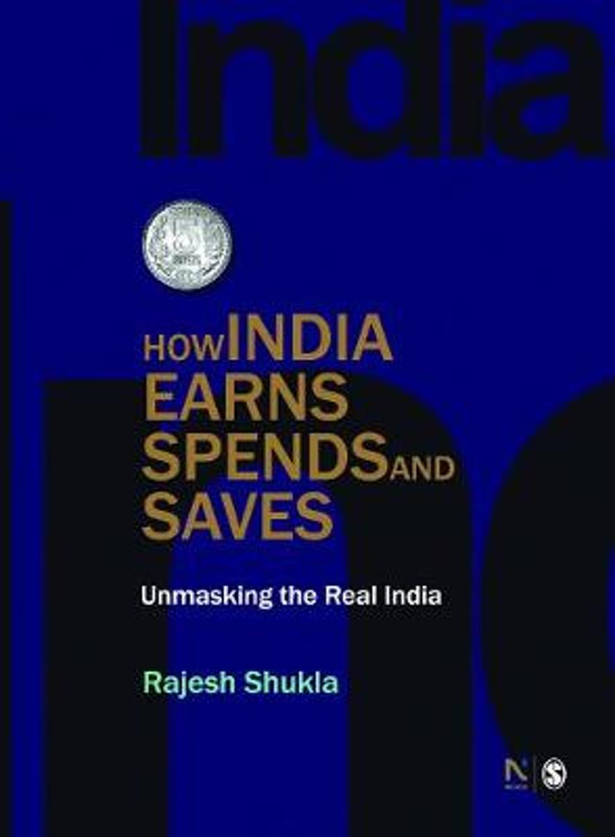 How India Earns, Spends and Saves