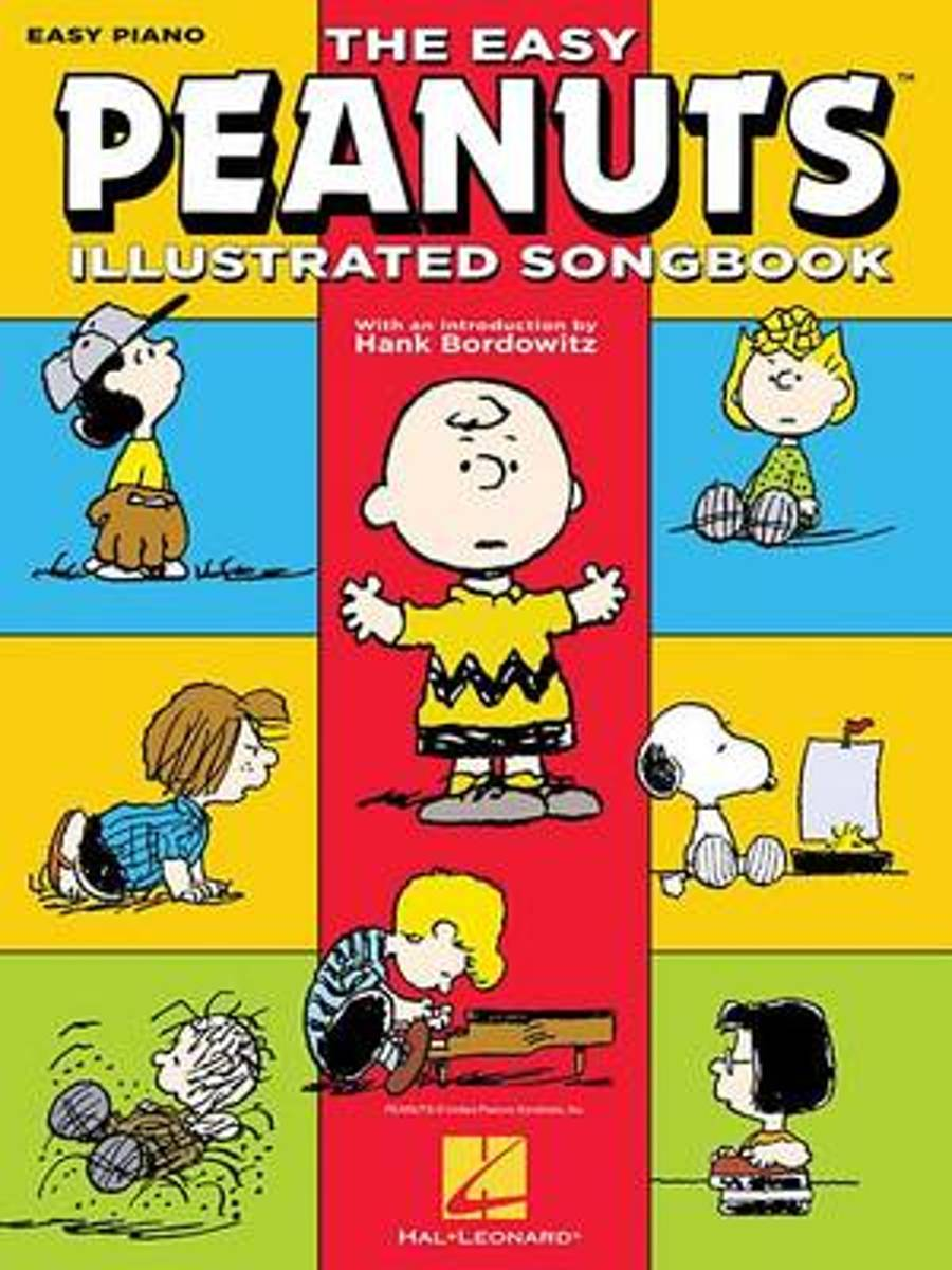 The Easy Peanuts Illustrated Songbook