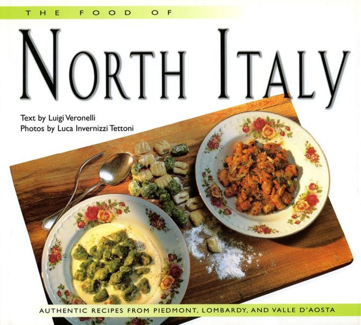 The Food of North Italy