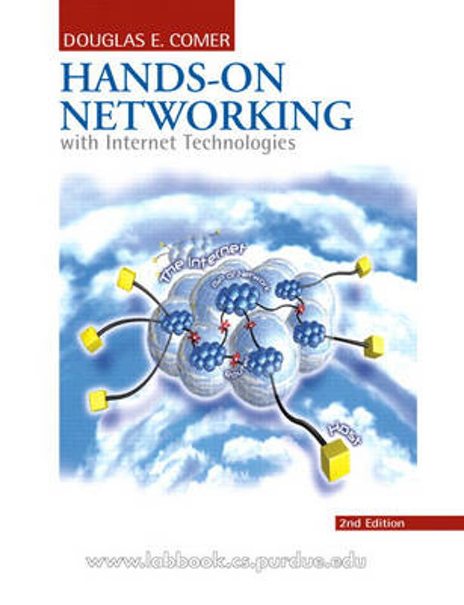 Hands-on Networking with Internet Technologies