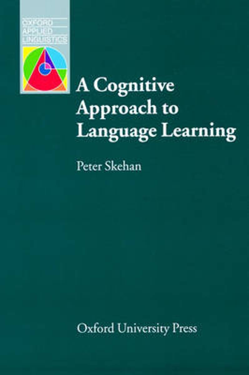 A Cognitive Approach to Language Learning