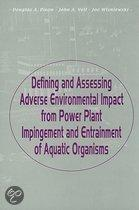 Defining and assessing adverse environmental impact from power plant