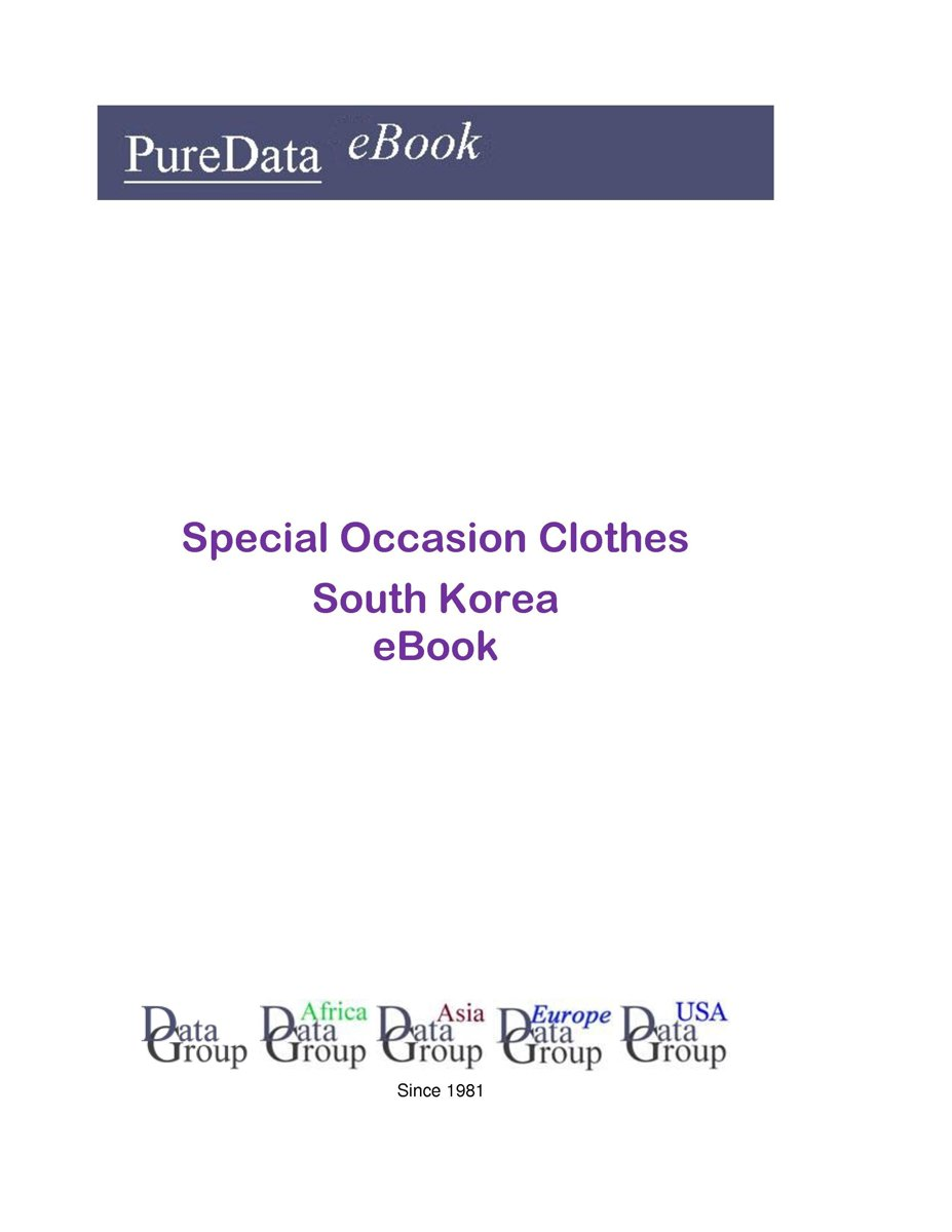 Special Occasion Clothes in South Korea