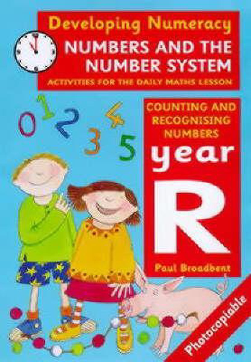 Developing Numeracy