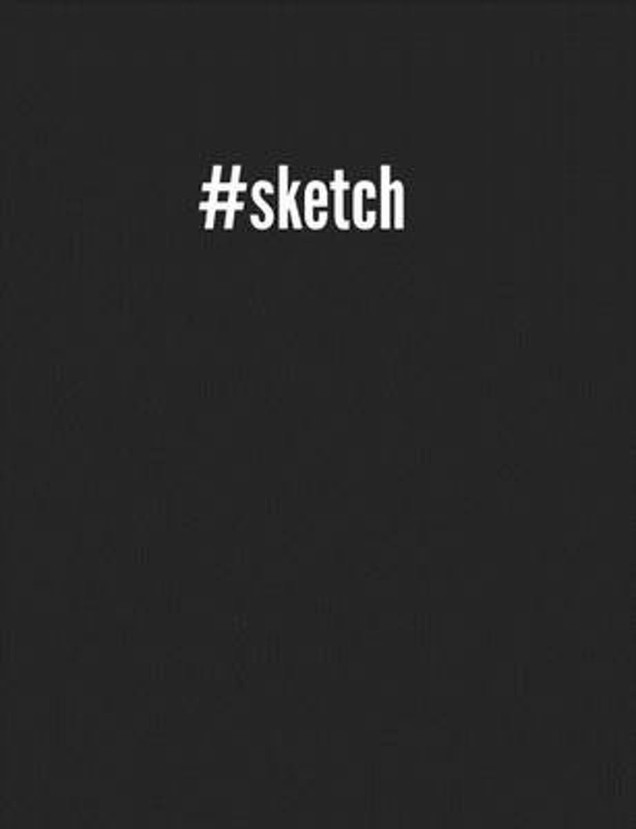 #Sketch (Trendy Sketch Book)