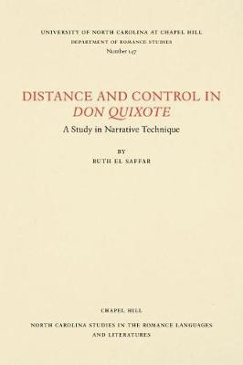 Distance and Control in Don Quixote