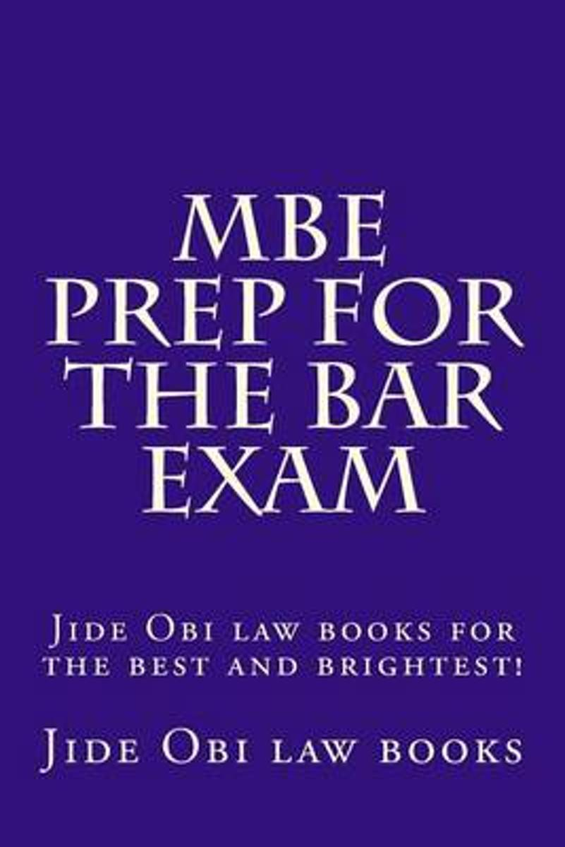 MBE Prep for the Bar Exam