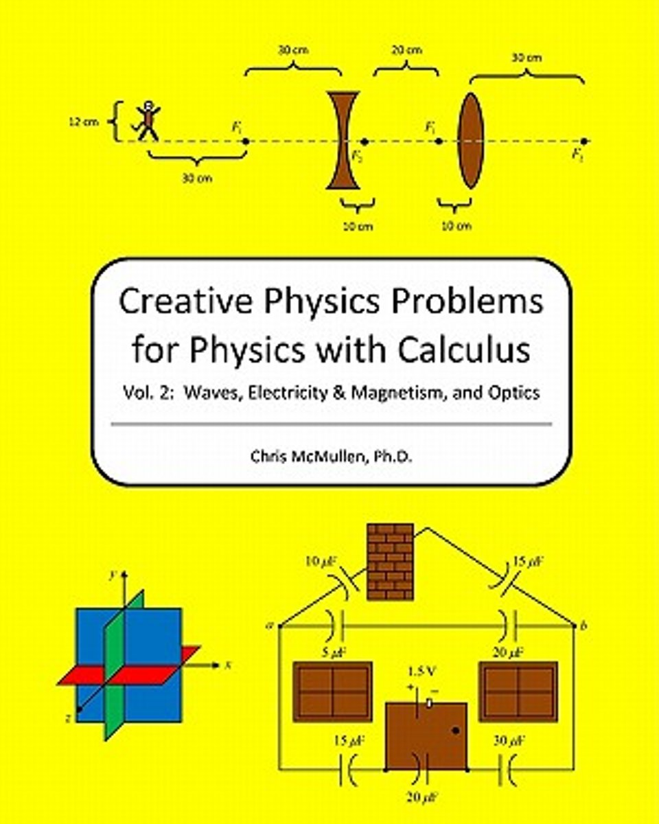 Creative Physics Problems for Physics with Calculus