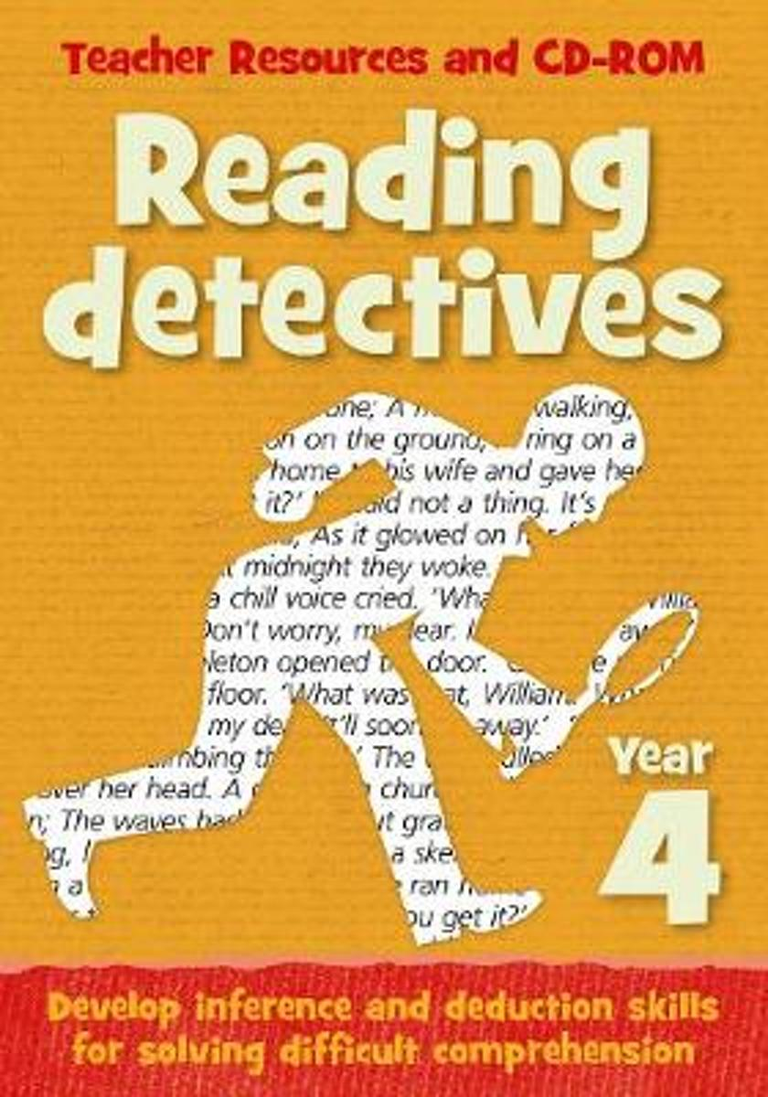 Year 4 Reading Detectives