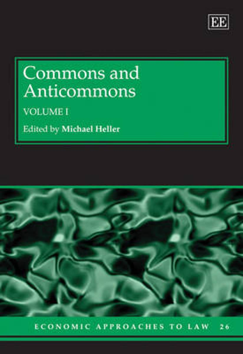 Commons and Anticommons