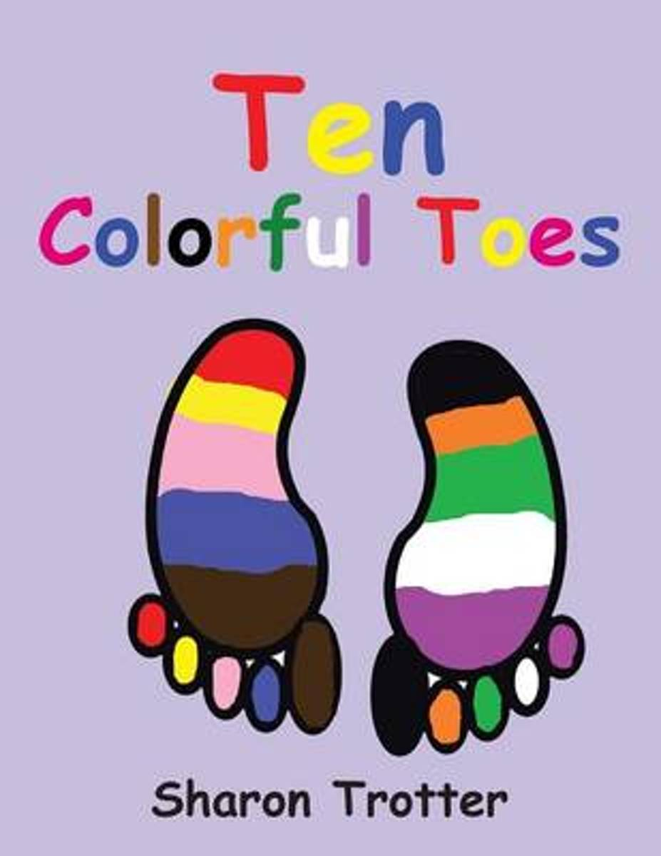 Ten Colorful Toes / Ten Numeral Fingers
