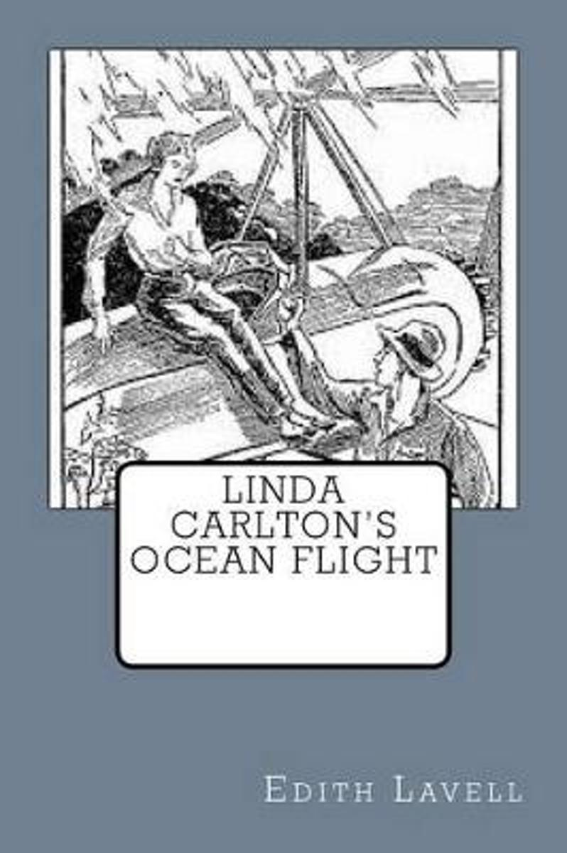 Linda Carlton's Ocean Flight