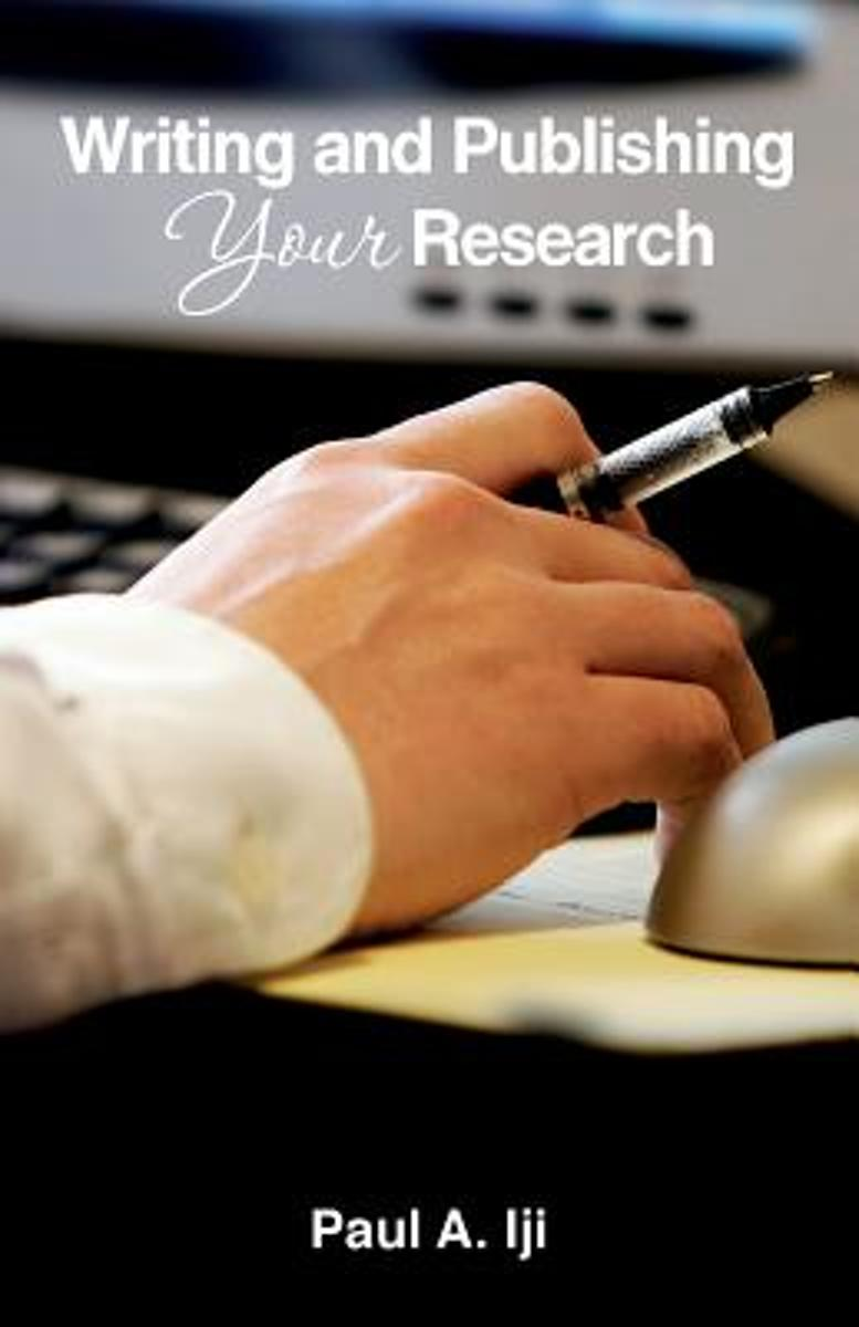 Writing and Publishing Your Research