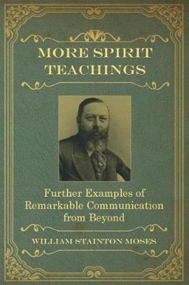 More Spirit Teachings