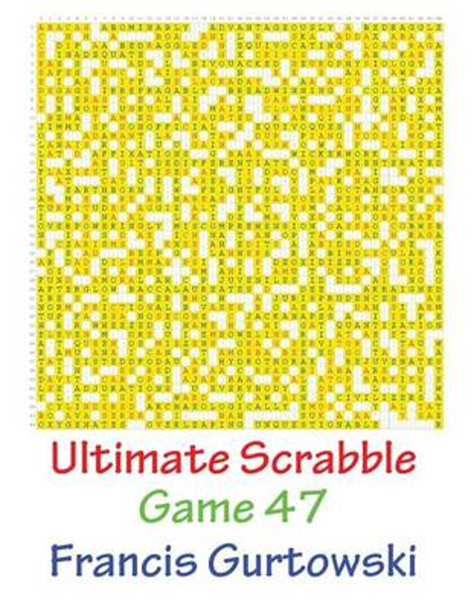 Ultimate Scabble Game 47