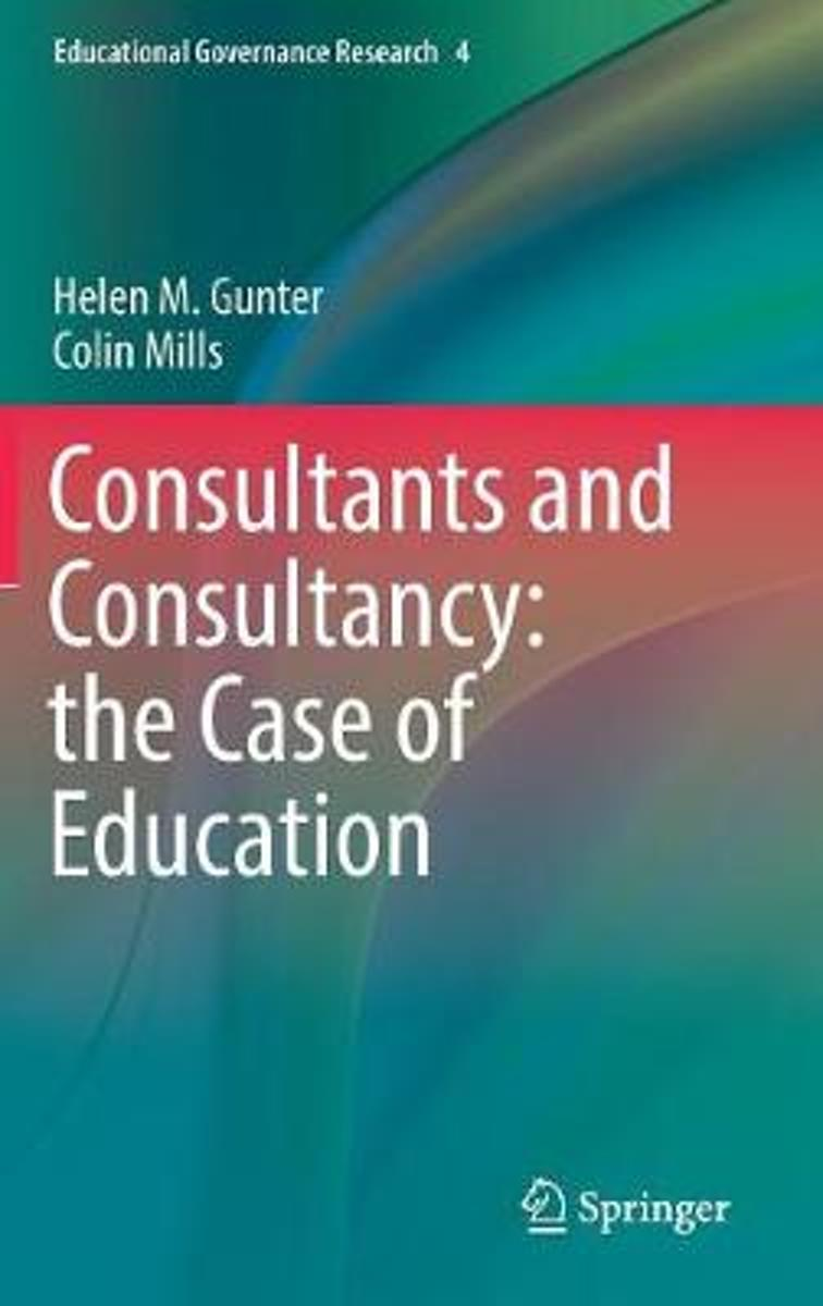 Consultants and Consultancy