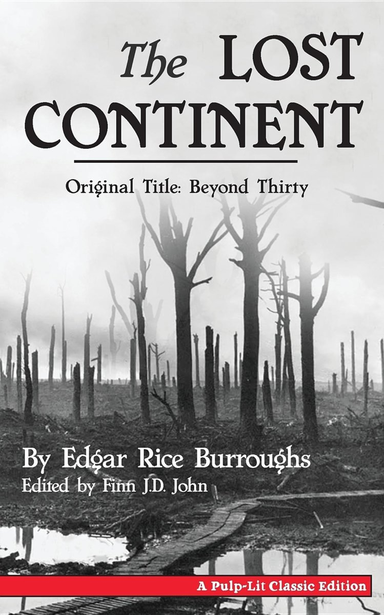 The Lost Continent (Original Title