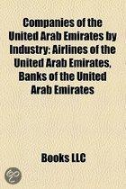 Companies Of The United Arab Emirates By Industry: Airlines Of The United Arab Emirates, Banks Of The United Arab Emirates