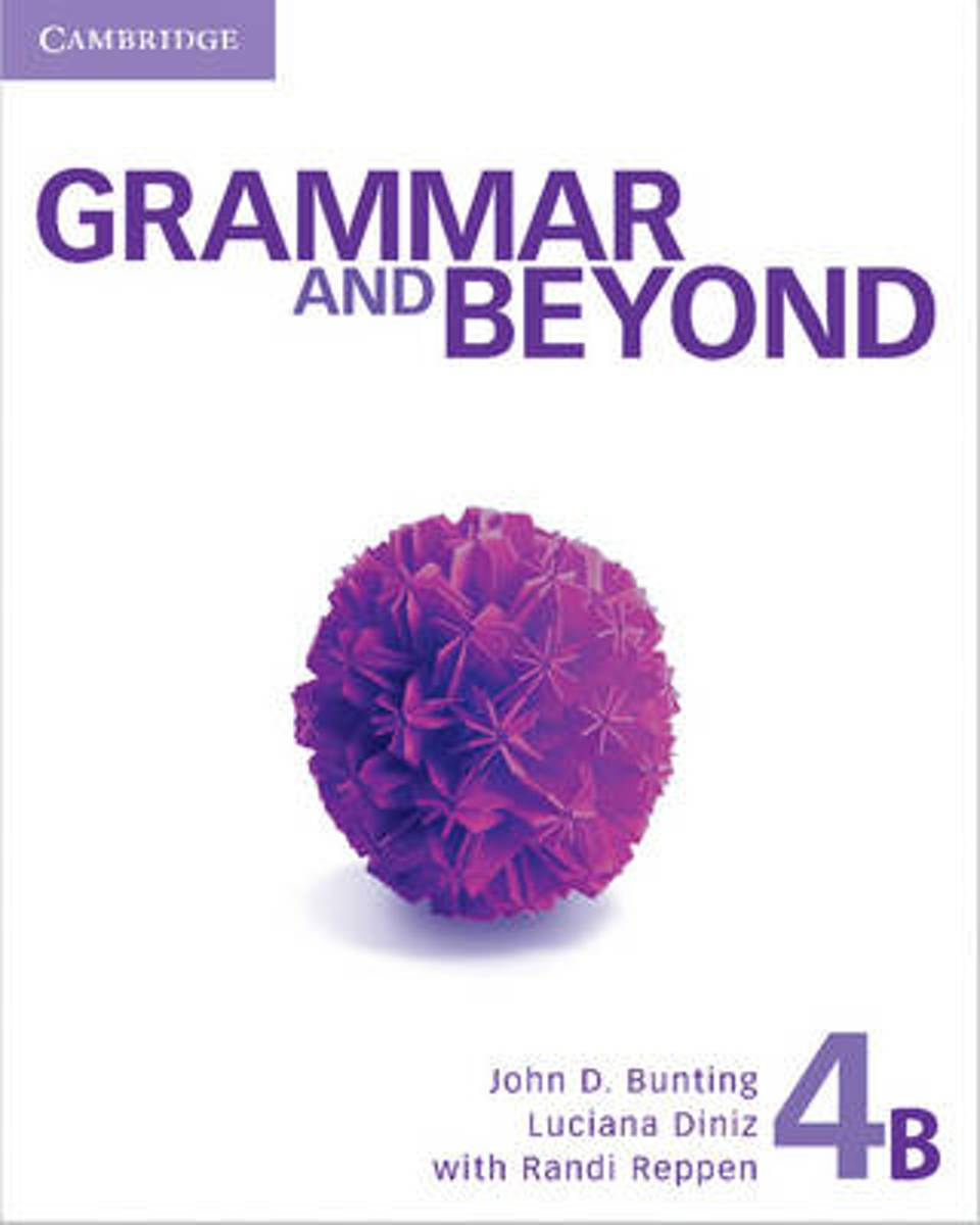 Grammar and Beyond Level 4 Student's Book B and Writing Skills Interactive Pack