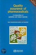 Quality Assurance Of Pharmaceuticals, Volume 2: A Compendium Of Guidelines And Related Materials: Good Manufacturing Practices And Inspection