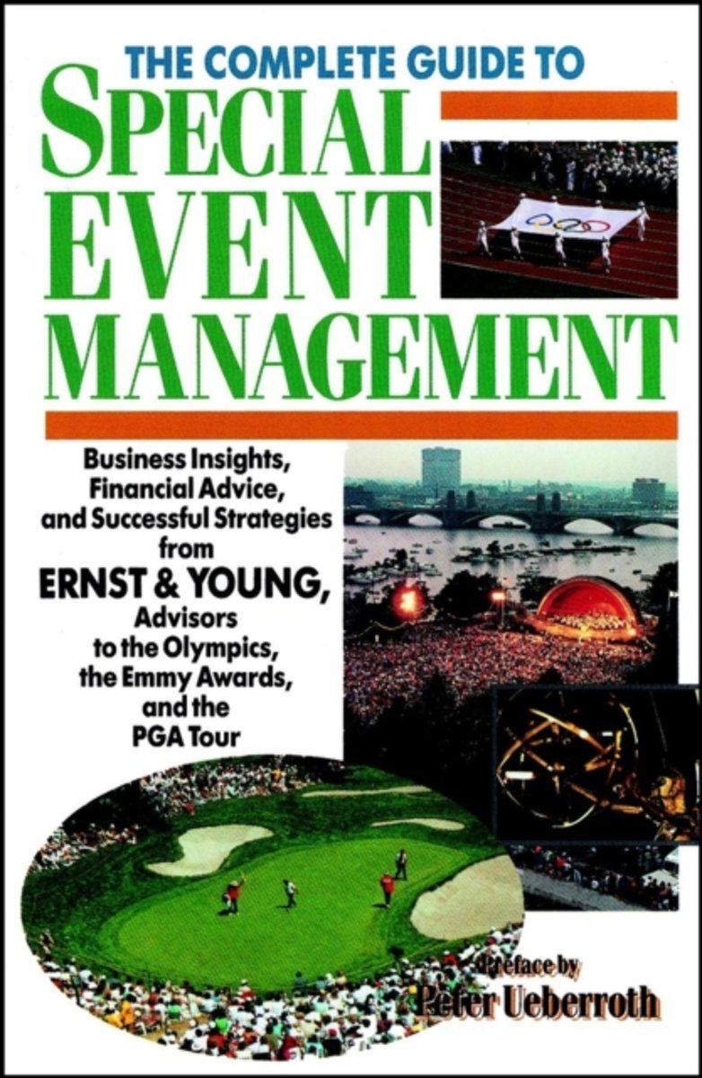 The Complete Guide to Special Event Management