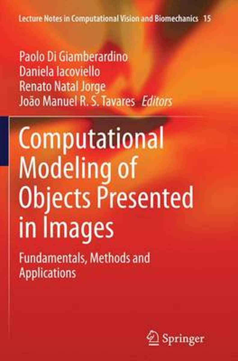 Computational Modeling of Objects Presented in Images