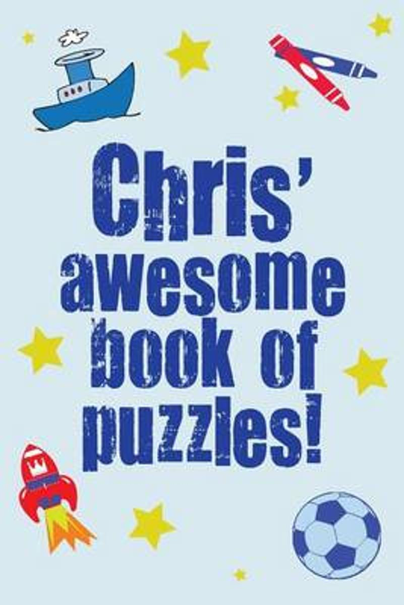 Chris' Awesome Book of Puzzles!