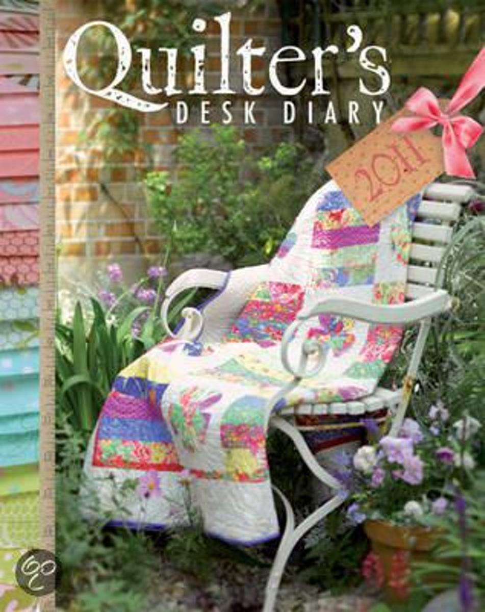 The Quilter's Desk Diary