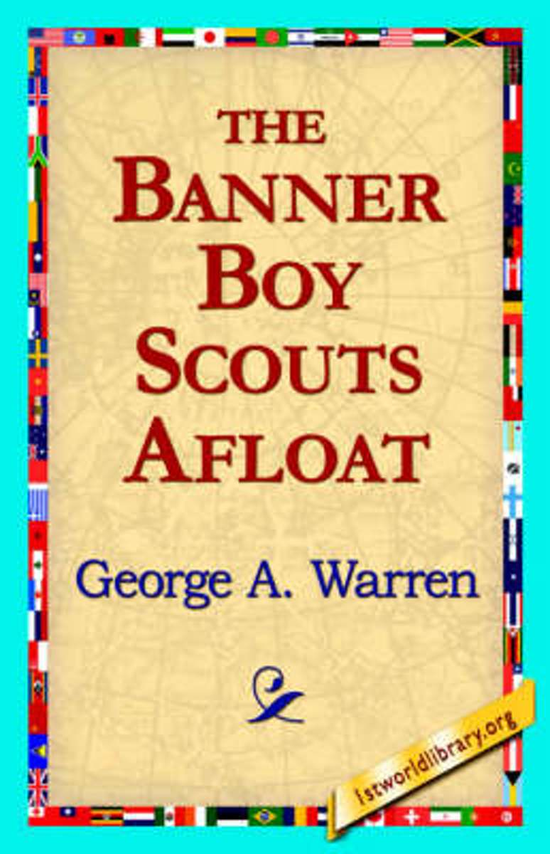The Banner Boy Scouts Afloat