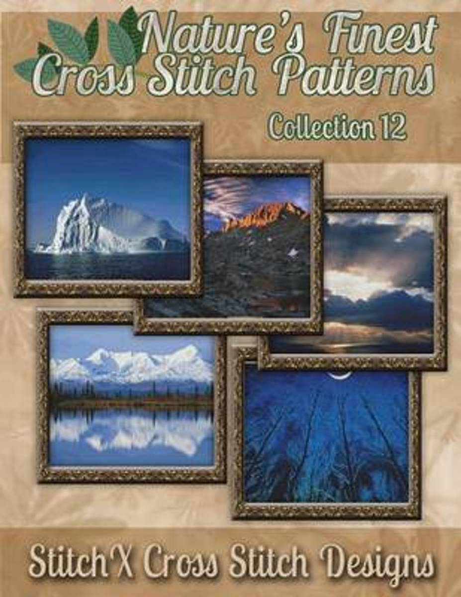 Nature's Finest Cross Stitch Pattern Collection No. 12