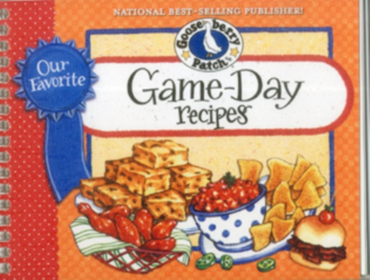 Our Favorite Game Day Recipes