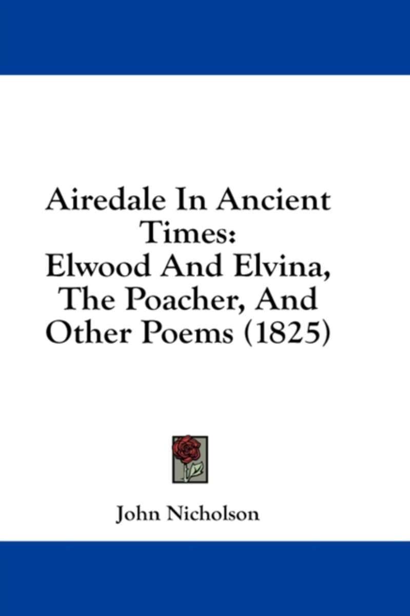 Airedale in Ancient Times
