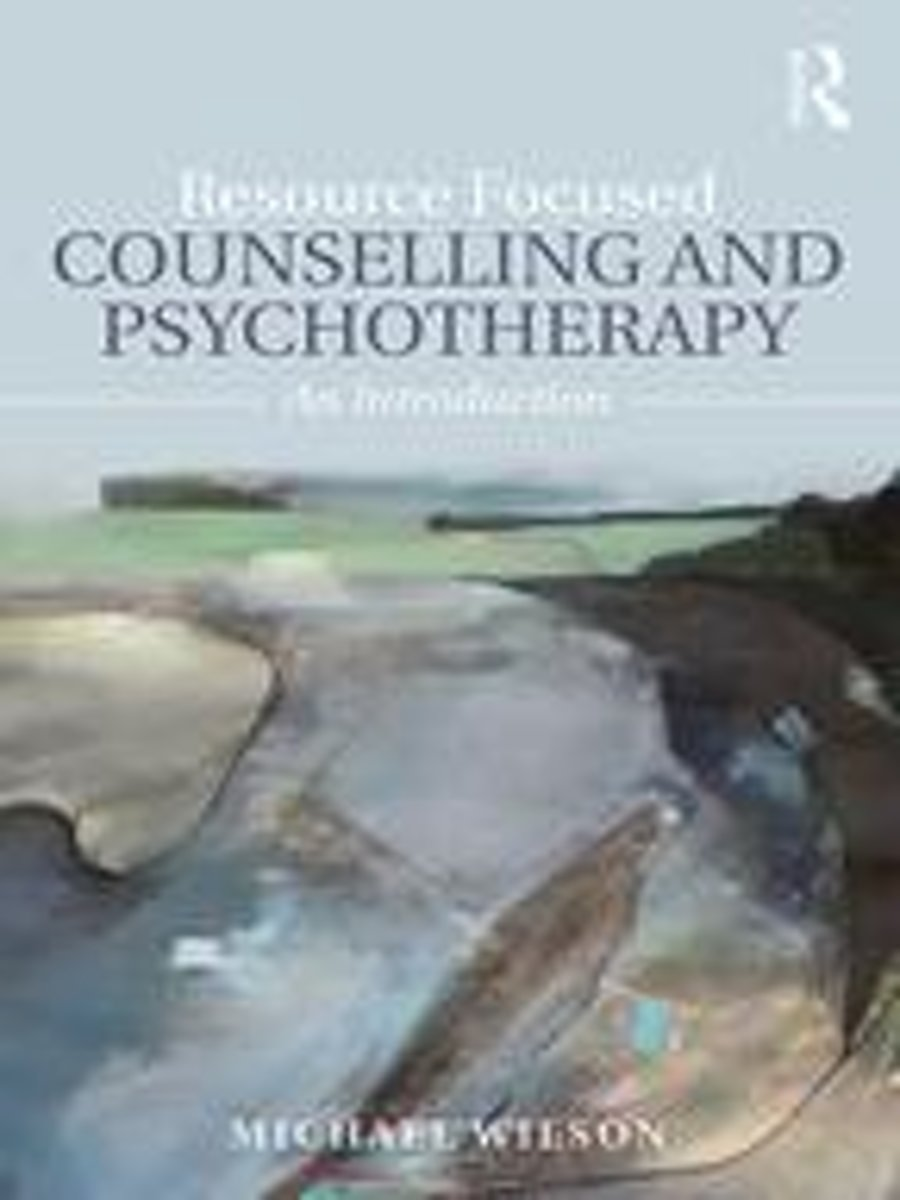 Resource Focused Counselling and Psychotherapy