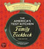 The America's Test Kitchen Family Cookbook: Cookware Rating Edition