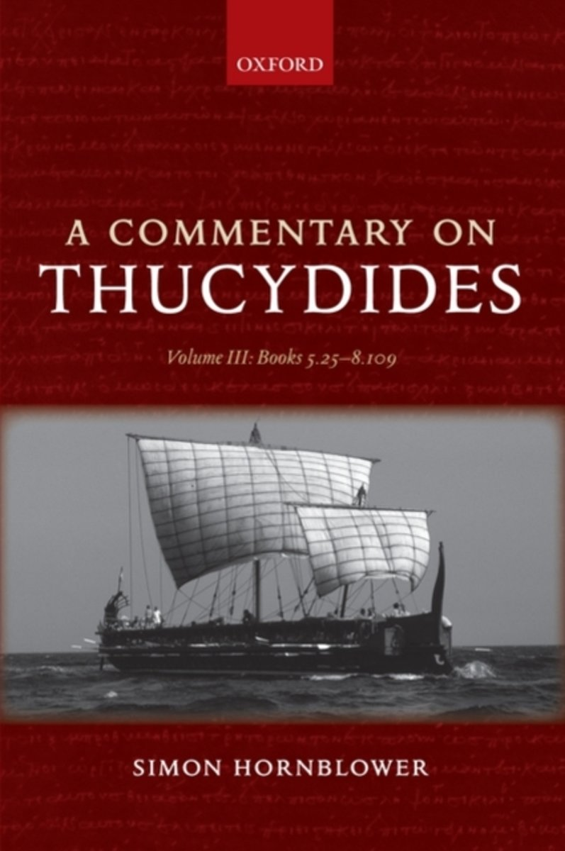 A A Commentary on Thucydides
