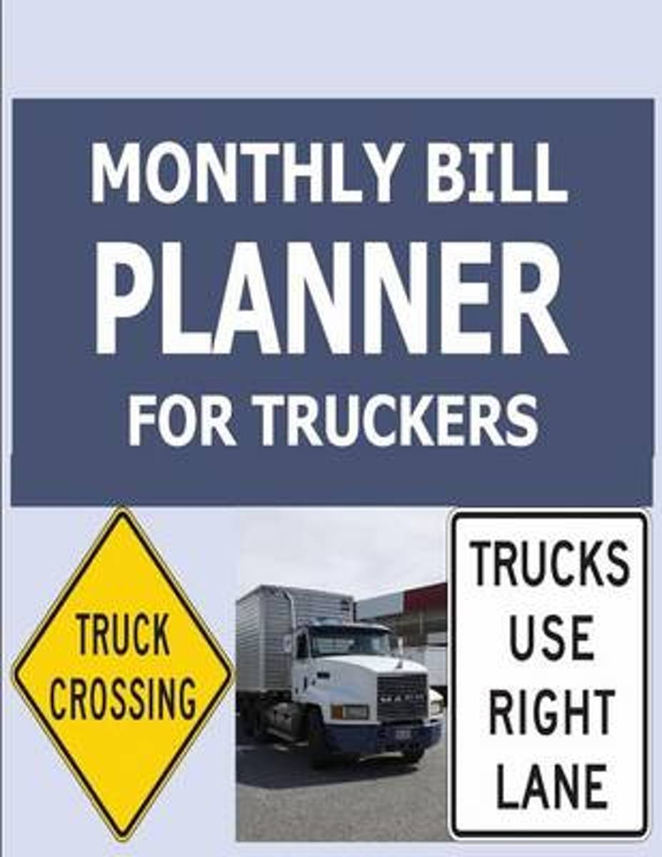 Monthly Bill Planner for Truckers