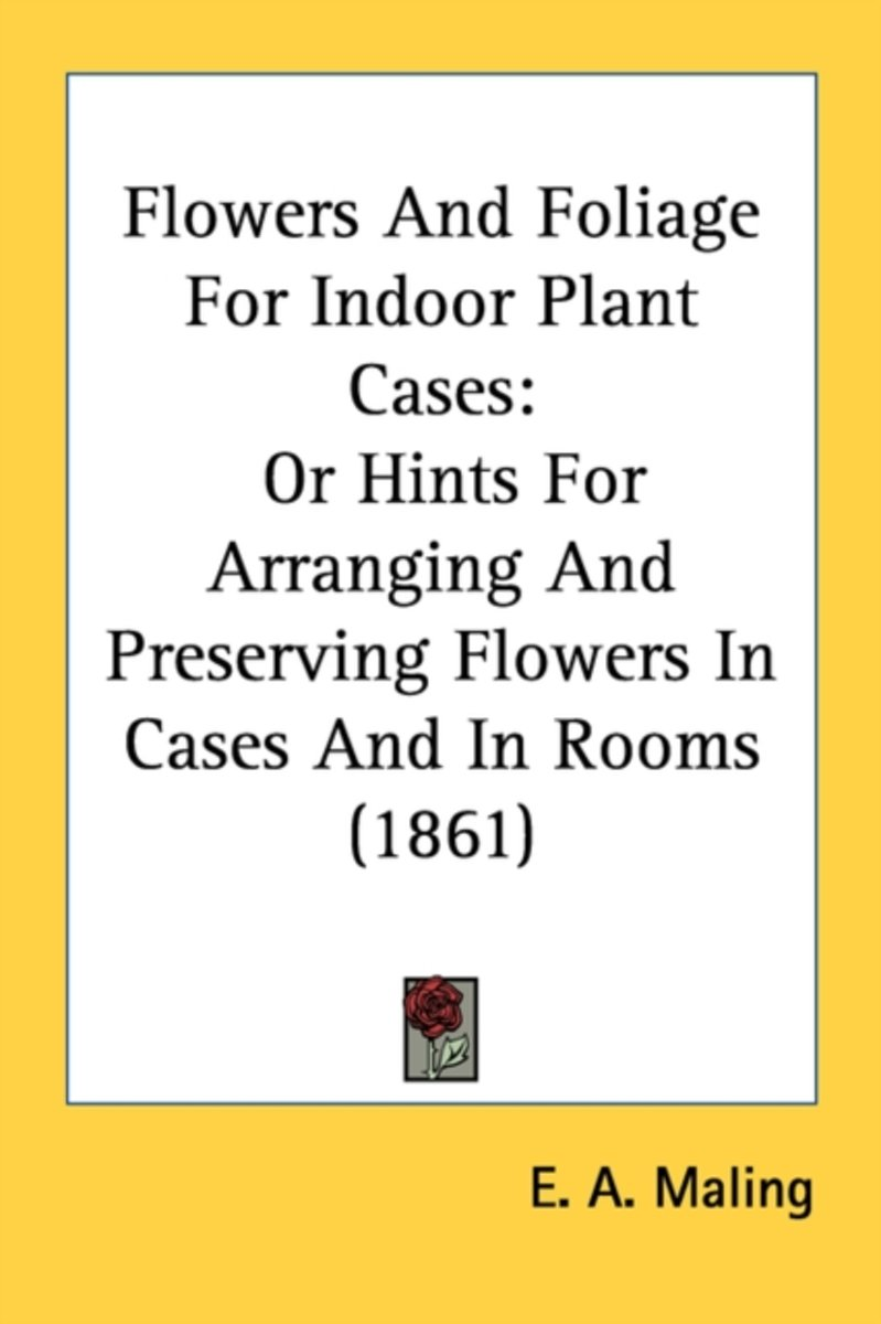 Flowers and Foliage for Indoor Plant Cases