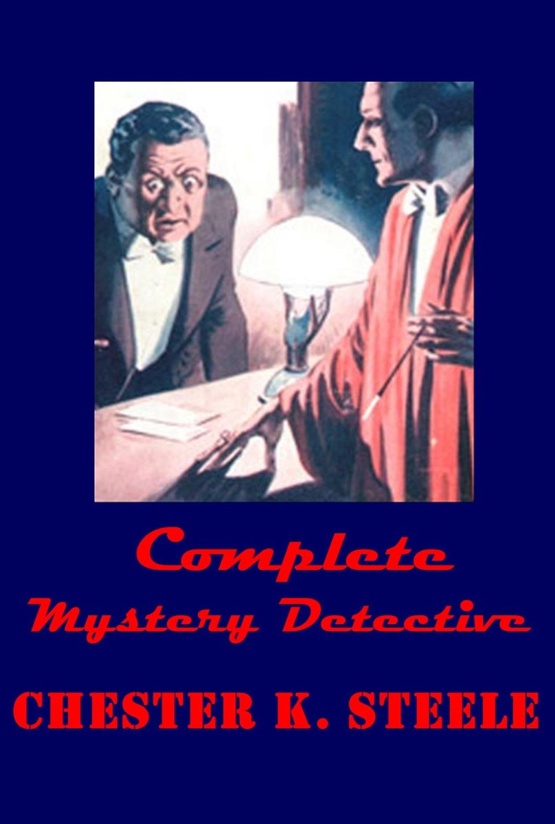 Complete Mystery Detective Anthologies