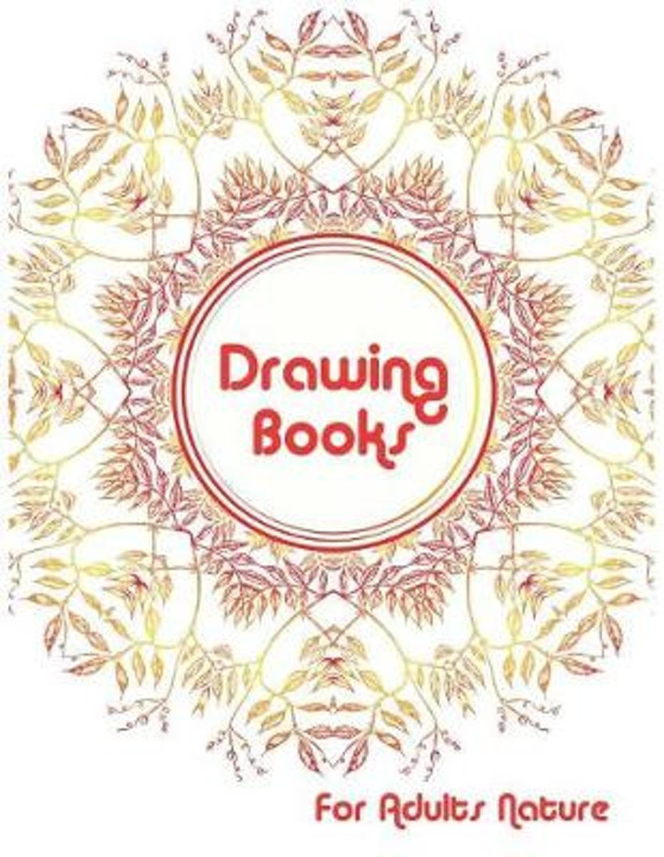 Drawing Books for Adults Nature
